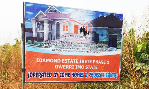 Come Homes & Properties Ltd. - Leading Real Estate company